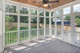 Patio Deck Cost by 2017 Screened In Porch Cost Screened In Porch Prices Cost To Build