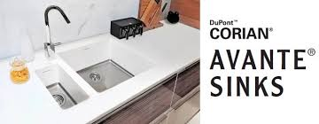 corian sink corian stainless steel sinks avante