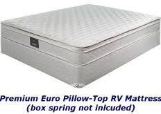 camper mattress sizes natural latex mattress