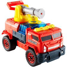 tonka fire rescue truck matchbox aqua cannon ultimate fire truck vehicle walmart com