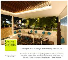 Full House Design Studio Hyderabad by Landscape Consultants Green Scene Studio Hyderabad Telangana