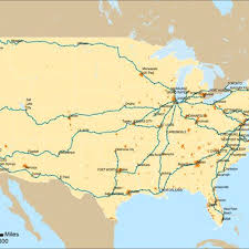 amtrak map usa how to plan a vacation usa today