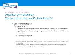 r artition des si es lections professionnelles vote électronique par du 13 au 20 octobre 2011 le nouveau
