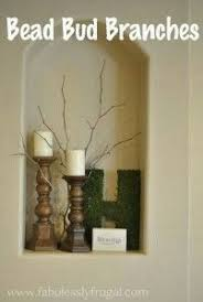 Decorating in a niche can be a difficult task Try not to make it