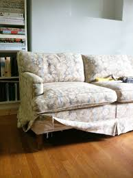 how to get rid of old sofa a new old sofa little green notebook