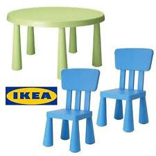 ikea childrens table and chairs children s plastic chairs and tables ebay