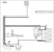 vw generator alternator conversion wiring diagram wiring diagram