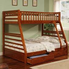 bunk beds full over full bunk beds with stairs full over full