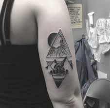 50 interesting mountain tattoos ideas and designs 2018 page 5