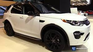 land rover discovery hse 2017 land rover discovery sport hse luxury exterior interior