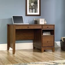 Cherry Laptop Desk by Sauder Camarin Computer Desk Walmart Com