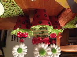 Ladybug Home Decor Diy Ladybug Centerpieces On A Budget For A Birthday Party Youtube