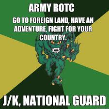 National Guard Memes - army national guard meme national best of the funny meme