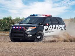 ford vehicles ford explorer police interceptor is twice as popular as taurus