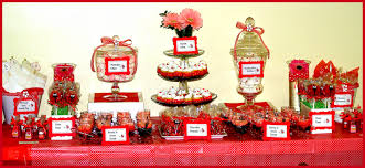 red black baby shower decorations baby shower decoration