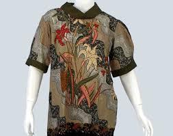 Toko Batik Danar Hadi toko solopos yuk pilih koleksi blus batik danar hadi di sini
