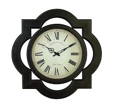 9 large decorative wall clocks to check time in style uniq home