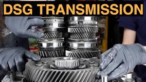 dsg transmission explained youtube