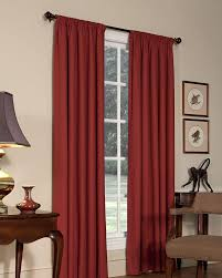 sterling lined rod pocket curtains pretty windows