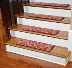 amazon com premium carpet stair treads baroque spice