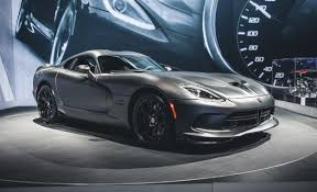 Dodge Viper 2015 Interior And Then There Were 10 Srt Unveils New Limited Edition Viper