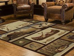 Rustic Lodge Rugs American Wild Rustic Lodge Rug Collection The Cabin Shack