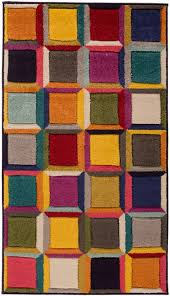 Spectrum Rugs Spectrum Mambo Multi Rug Abstract Colourful Rugs For Sale Online