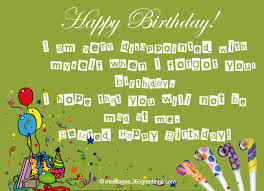 greeting card for sick person belated birthday wishes greetings and belated birthday messages
