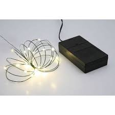 b o multi function ultra slim wire light set 24 clear