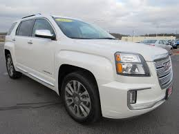 gmc terrain 2017 white gmc terrain denali in iowa for sale used cars on buysellsearch