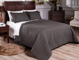 target threshold vintage washed solid chezmoi collection 2 piece vintage washed solid cotton quilt
