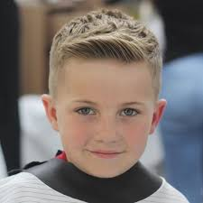 Trendy Guys Hairstyles by 25 Cool Haircuts For Boys 2017