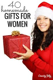 40 homemade gift ideas 20 more for the ladies crunchy betty