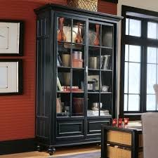 Bookcases With Doors Uk Bookcase Large Bookcase With Glass Doors Large Bookcase With