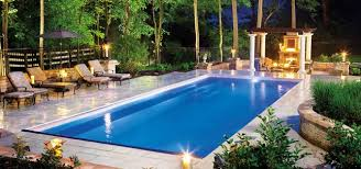 Backyard Leisure Pools by Pools Precision Pools And Spas