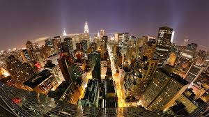 hd wallpaper city night