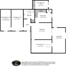 Piggery Floor Plan Design by 3 Bedroom Detached Bungalow For Sale In Heronbrook Piggery