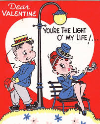 You Re The Light Of My Life 1866 Best Old Vintage Valentines Cards Images On Pinterest Funny
