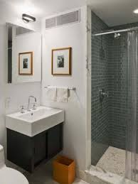small bathroom with toilet glass shower room laundry and