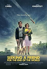 Seeking Genre Seeking A Friend For The End Of The World 2012 Imdb