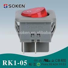 soken on off dpst rocker switch t85 rocker switch wiring