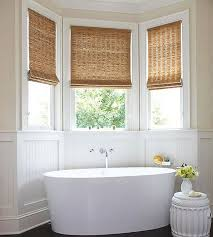 bathroom blinds ideas 20 designs for bathroom window treatment home design lover inside
