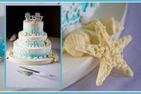 toni custom cakes beach theme wedding cake diy wedding u2022 31649