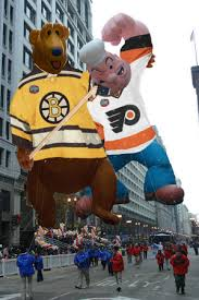 nhl float in thanksgiving day parade your suggestions