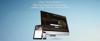 30 Best Free Wordpress Landing Page Themes And Templates 2018 Themes Templates