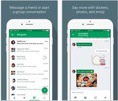chat apps for android excellent free chat apps for android iphone