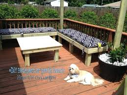 Diy Backyard Storage Bench by Diy Corner Bench Seat With Storage Wooden U2013 Ammatouch63 Com
