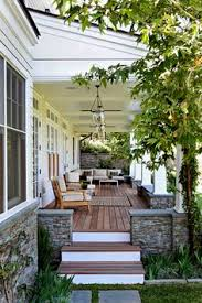 Houses With Big Porches Traditional Porch With Bellawood Select Patagonian Rosewood