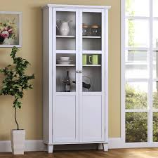 Freestanding Pantry Cabinet For Kitchen Furniture Dark Freestanding Pantry With Exciting Amerock And Cozy