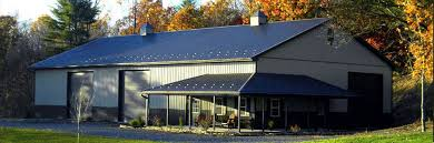 Building A Pole Barn Home Fisher Brothers Builders 12105 Route 35 South U2022 Mifflin Pa